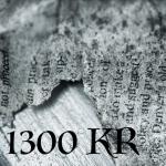 Legenden und Chroniken Bild 1300KR / 2016